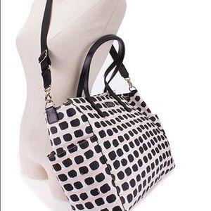 Kate Spade Kaylie Bay Grove Street Baby Bag
